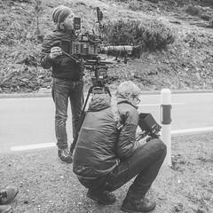 #hardwork #rocketfilms #getthejobdone #swissalps #flüelapass #switzerland #ontheroadagain #birdviewpicture #makanart #alps #filmmakerslife #filmmakerslifestyle #filmmakers #droneboyzh #lovemyjob #magicswitzerland #blackandwhitephotography #blackandwhitep