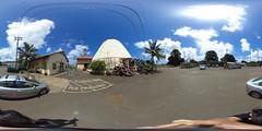 From the former Waialua Sugar Mill in Waialua, O'ahu, Hawai'i...a 360° Equirectangular VR