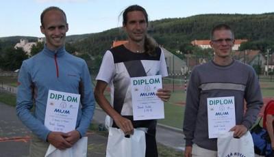Moravský ultramaraton zahájen. 1. etapa pro Orálka