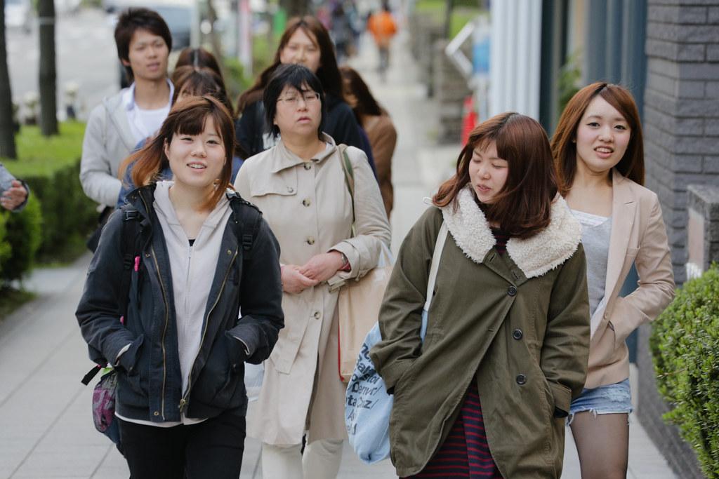 Kyomachibori 1 Chome, Osaka-shi, Nishi-ku, Osaka Prefecture, Japan, 0.004 sec (1/250), f/5.6, 182 mm, EF70-300mm f/4-5.6L IS USM