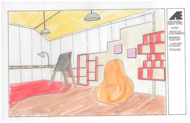 Proyectos I Casa - Habitacion
