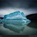 Iceberg near Glaciar Grey, Torres del Paine
