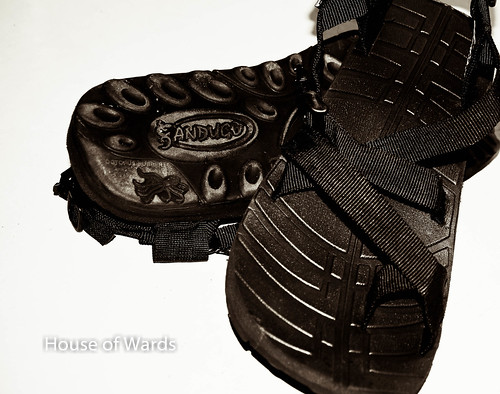 Review: Sandugo SD 1202 SANDALS