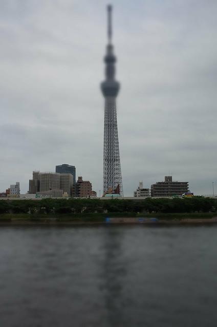 Tokyo Hotaru Light Symphony 2013-12 miniaturize 35mm crop