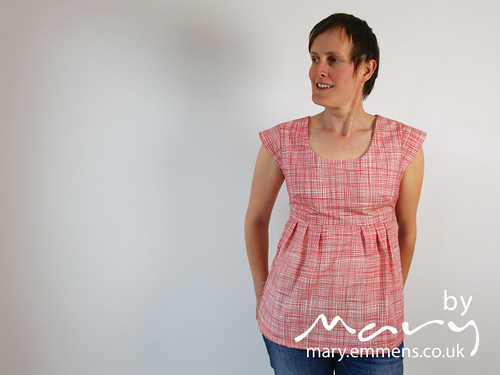 Summersville Washi tunic