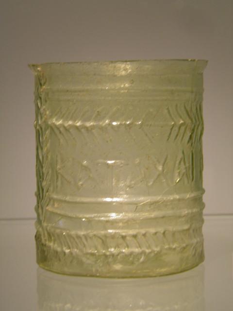 Roman Glass, Landesmuseum Württemberg, Stuttgart