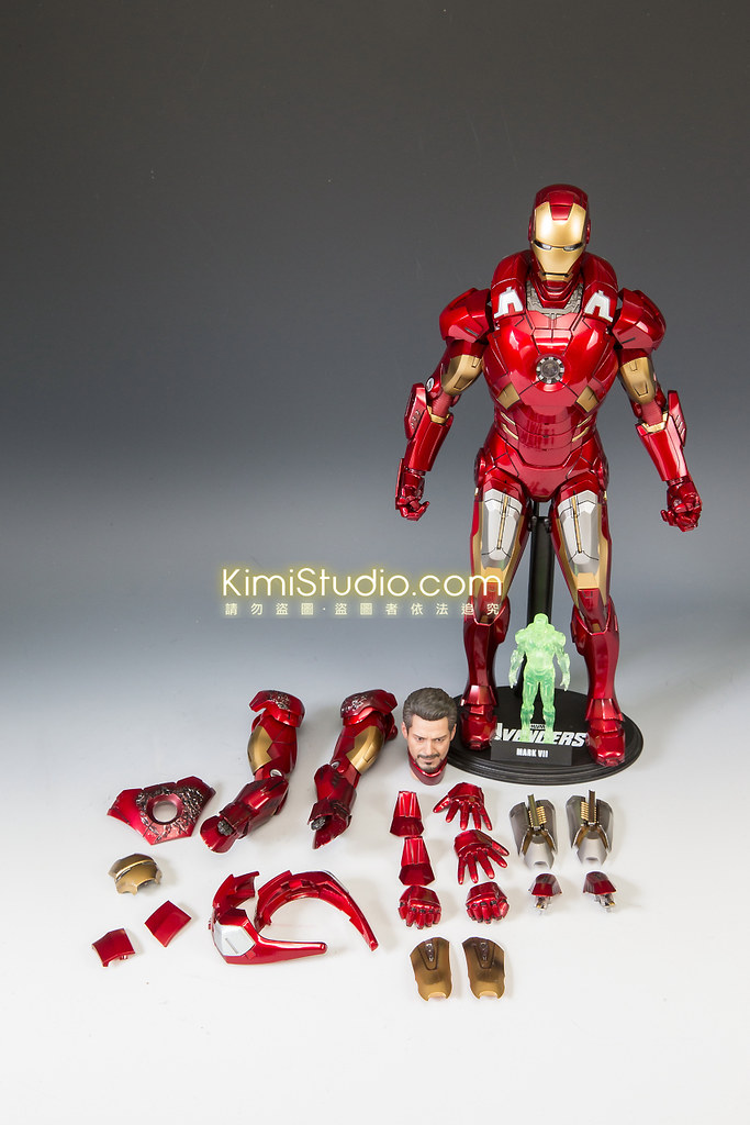 2013.06.11 Hot Toys Iron Man Mark VII-093