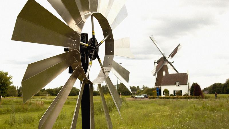 wind oil
