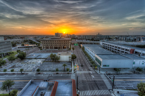 sunrise tampa florida