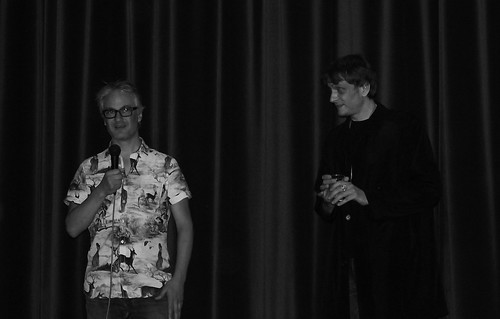 Richard Raaphorst at the Edinburgh Film Fest 02
