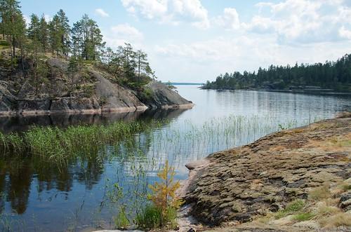 summer lake suomi finland lago verano fin finlandia savonlinna saimaa kesä järvi