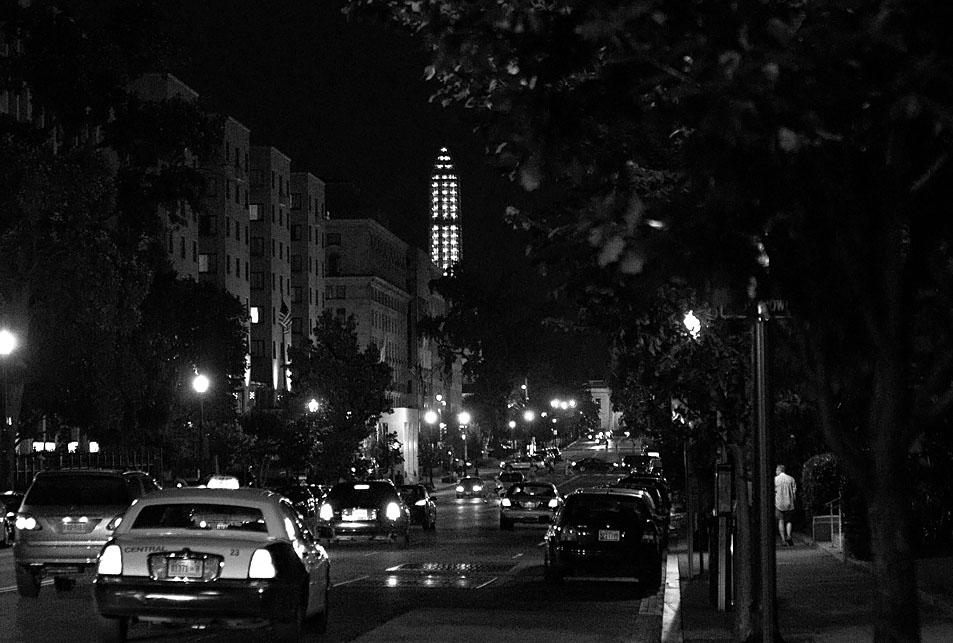 New DC Skyline
