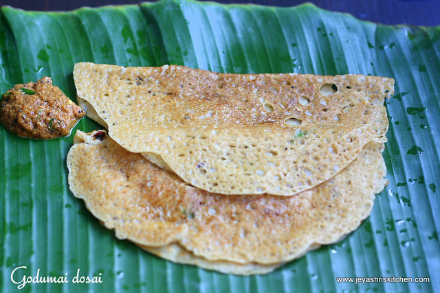 Wheat-dosai
