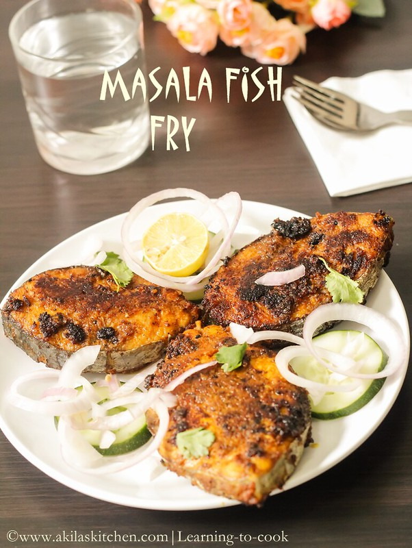How to make Masala Fish Fry