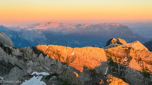 sunset schweiz berge sunsetlight appenzellausserrhoden hundwil
