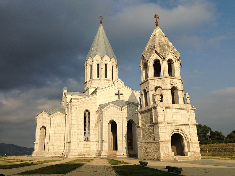 Artsakh White Church