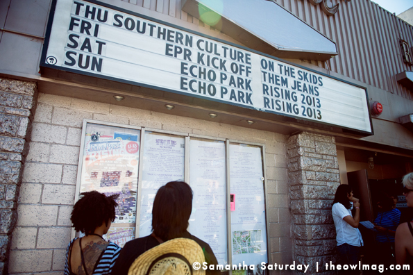 Echo Park Rising 8/17/13