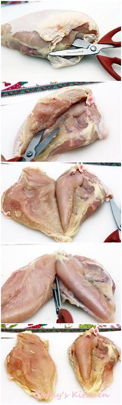 雞胸肉的處理~ 如何切出雞排 5.1