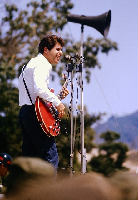 Johnny Rivers An Khe Vietnam 1966 Flickr Photo Sharing