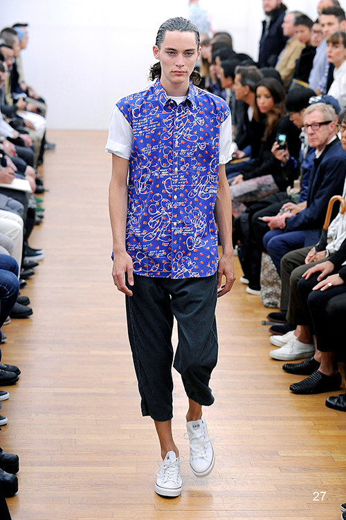 Jaco Van Den Hoven3395_SS14 Paris COMME des GARCONS SHIRT(Fashion Press)