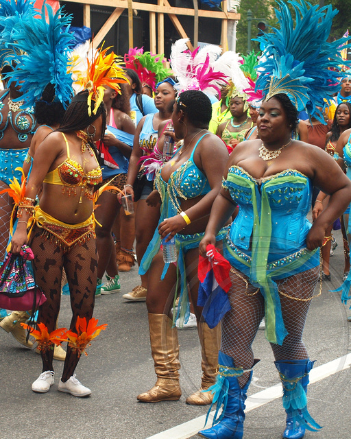 West indian carnival sex very pity