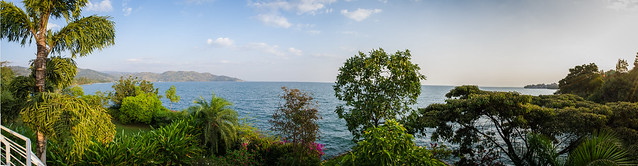 Lake Kivu Panorama