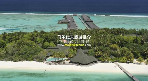北马累环礁岛屿印象