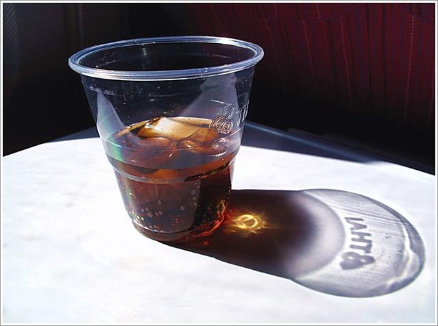 1泰航上的可樂
