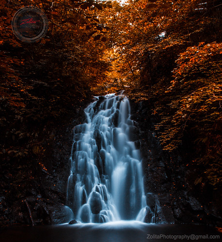 Infrared Waterfall by xxx zos xxx