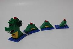 LEGO Seasonal Brickley The Sea Serpent (40019)