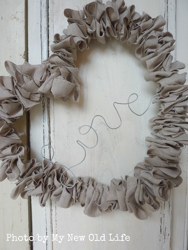 ghirlanda handmade love