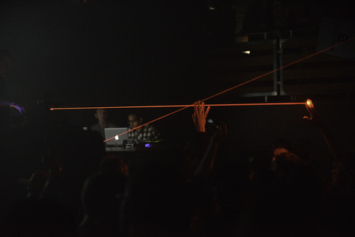 Lorn at Decibel Festival 2013