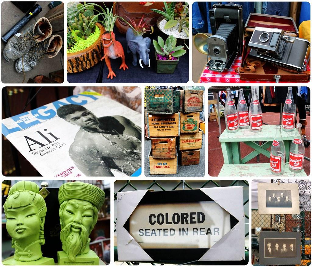 Brooklyn Flea New York City