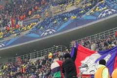 Steaua-FC Basel, atmosfera 1