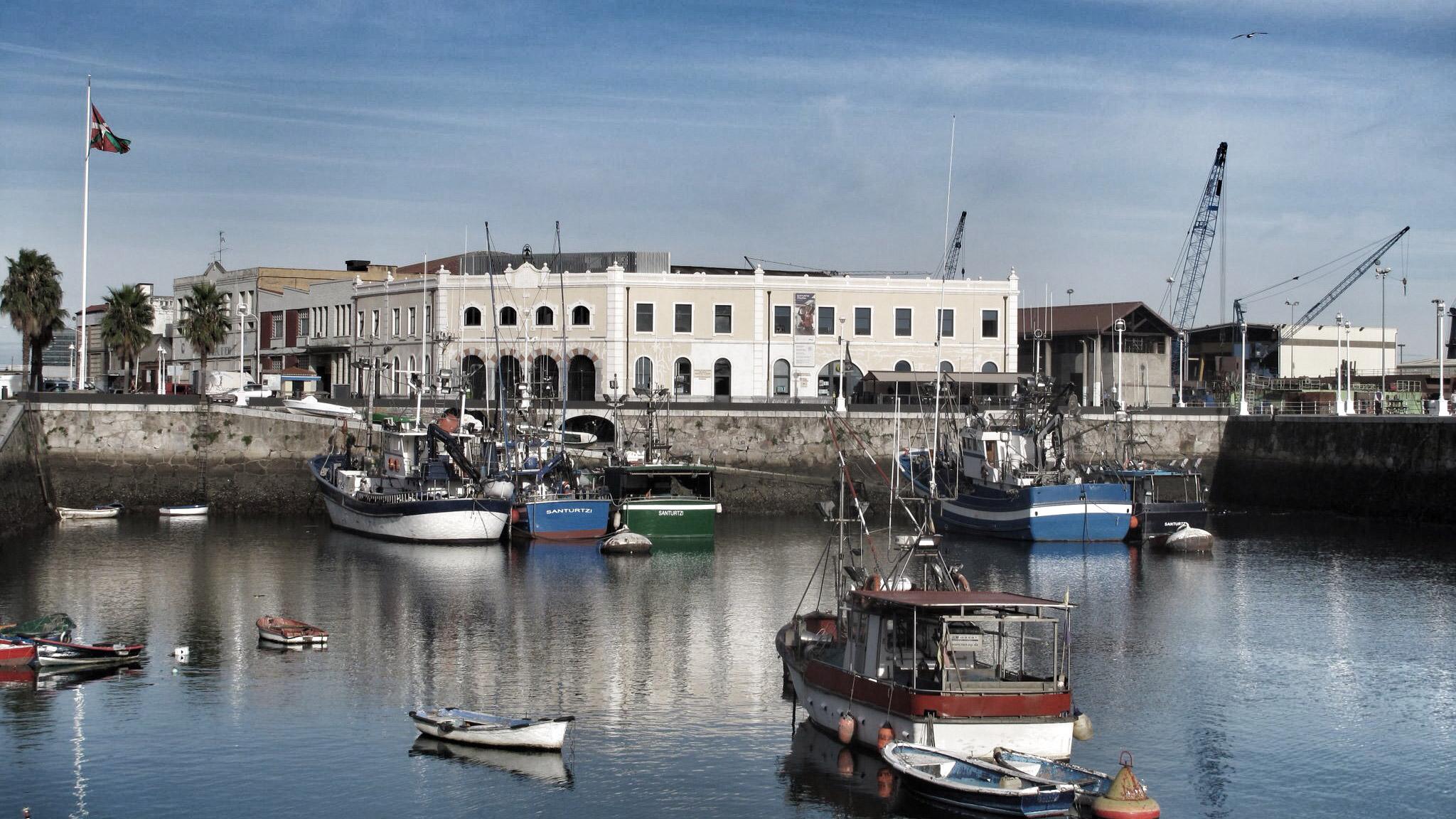 #bizkaiacostavasca_cofradía pescadores_museo del mar_ santurtzi