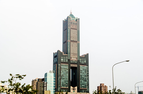 The 85 Building, Kaohsiung, Taiwan