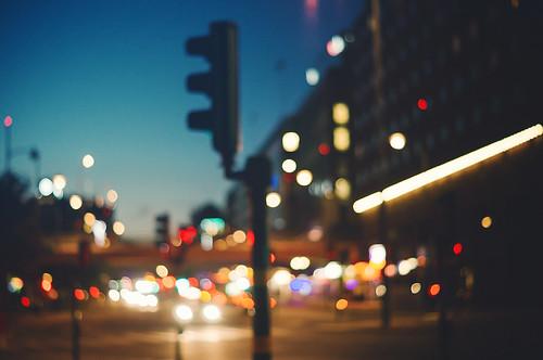 City Lights {Explored}