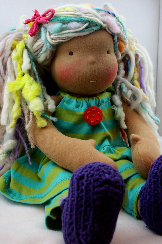 "Ryerson - 16"" Natural doll"