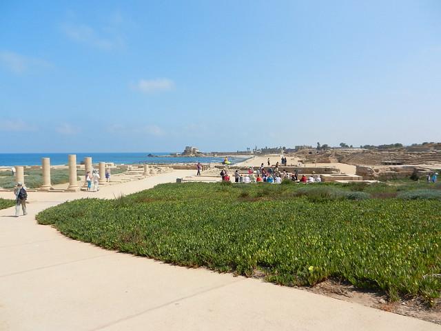 Кейсария. Израиль