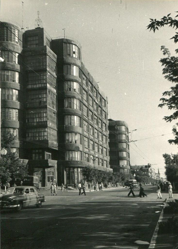 30_Дом Промышленности и ул Куйбышевская