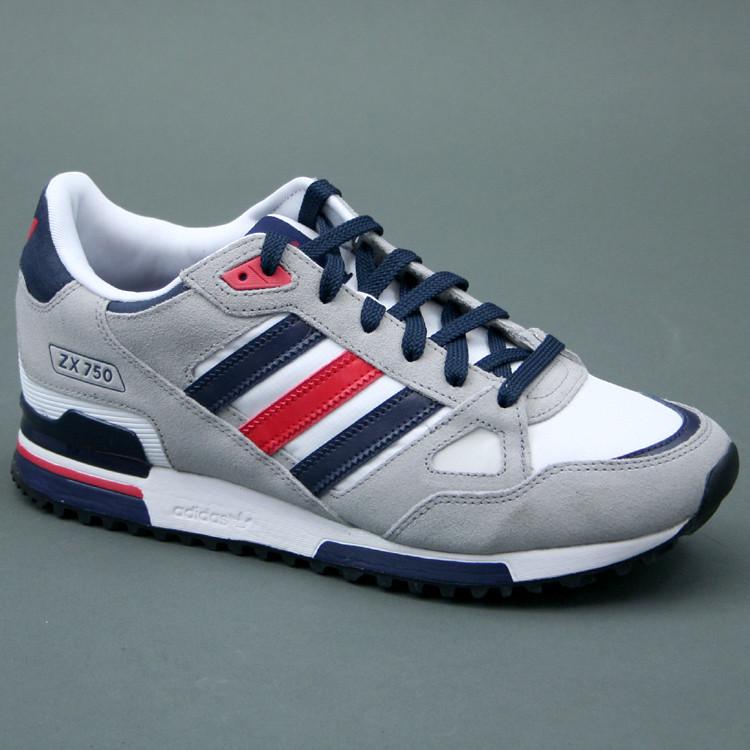 adidas zx 750 blu bianco rosso