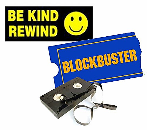 Blockbuster Waives Late Fees, Waves Goodbye
