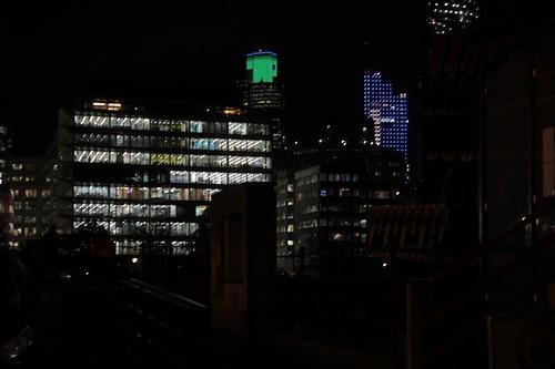 la Londra moderna