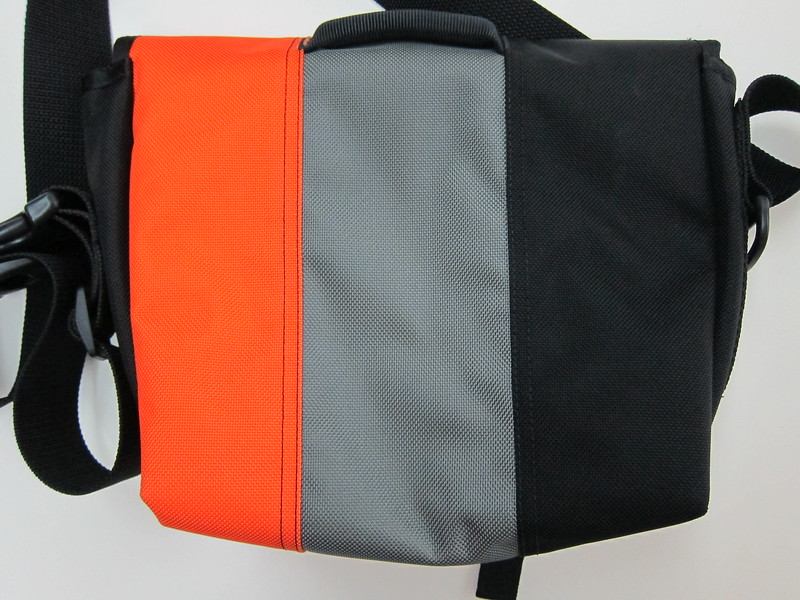 Timbuk2 Custom Classic Messenger Bag - Bag Back