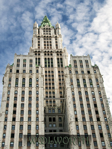 Woolworth Building by Alida's Photos