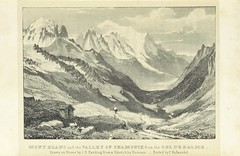 "British Library digitised image from page 35 of ""Narrative of an Ascent to the Summit of Mont Blanc, on the 8th and 9th August, 1827 [With plates.]"""