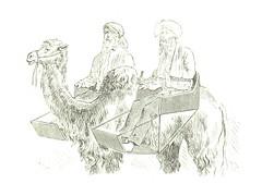 """British Library digitised image from page 413 of """"Ein Jahr auf den Sandwich-Inseln, etc. (Ost-Afrika. Erinnerungen und Miscellen aus dem abessinischen Feldzuge, etc.)"""""""