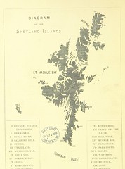"""British Library digitised image from page 146 of """"Art Rambles in Shetland"""""""