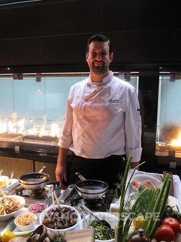Executive Chef Mark McEwan