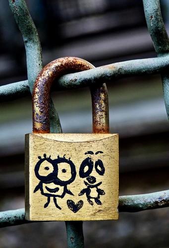 Alte Liebe rostet nicht. - Old Love Does Not Rust